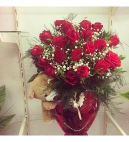 kalp camda güllerin dansı